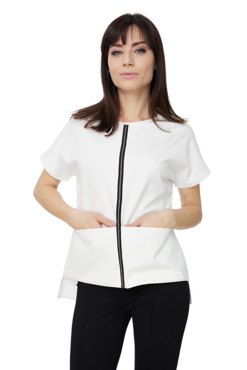 Top Elisse off-white